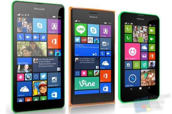 [Microsoft Store UK] Lumia 435 (4'', 1GB RAM, 8GB intern, microSD) für 68,79€