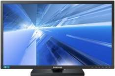 "[ZackZack] Samsung LED-Monitor FHD, 23,6"", Pivot, Swivel & Tiltfunktion ""S24C450BL LED"""