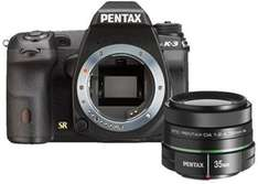 PENTAX K-3 + 35mm Objektiv SMC DA für 791,44 € @Amazon.fr