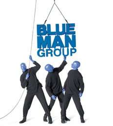[DKB-Club] Ticket für Blue Man Group in Berlin am Fr, 22.05. 20:00 für 15.000 Punkte + 4,90€ Zuzahlung