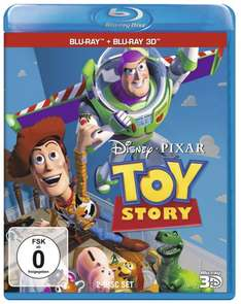 [cede.de] Toy Story Teil 1,2,3 (3D Blu-ray) jeweils für 10,99 Euro.
