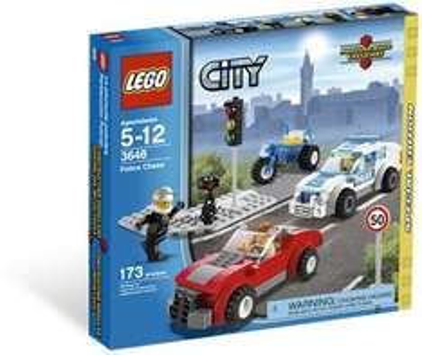 [Real] LEGO City 3648 Verfolgungsjagd für 19,99€ = 37% Ersparnis