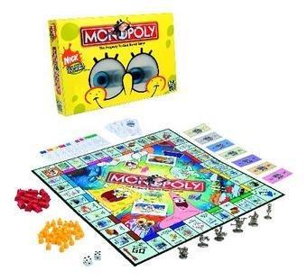 """[Real] Monopoly """"Spongebob"""" & Monopoly """"Deutschland"""" für 19,99€"""