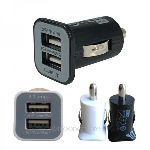 [EBAY] 2 Port KFZ USB Ladegerät aus China