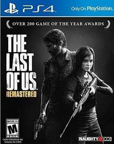 [instantgamecodes] The Last of Us Remastered PS4 - Digital Code für 13,19 EUR (PSN USA)