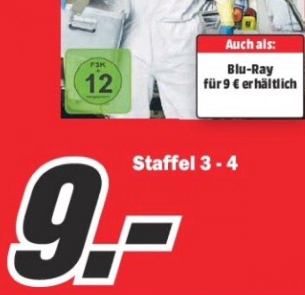 [Lokal Bonn] [Blu-Ray] Der Tatortreiniger Staffel 3 + 4 je 9 Euro