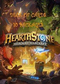 Hearthstone 10er-Kartenpack für 7,59€ PC