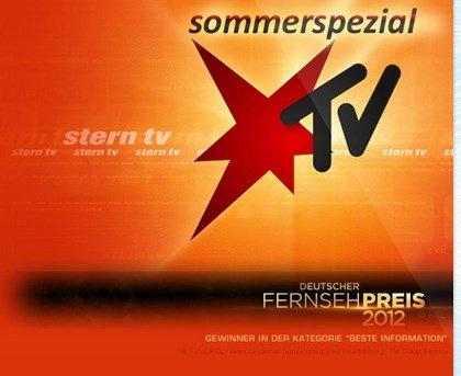 """Kostenloser Eintritt zu """"Stern TV Sommer Spezial"""" im Mai in Köln-Hürth"""