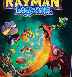 XBOX One Games with Gold: Rayman Legends kostenlos