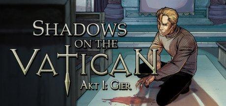 [Steam] Shadows on the Vatican Act I: Greed (Sammelkarten) @ Indie Gala