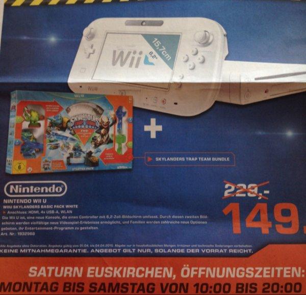 Wii U Skylanders Basic Pack [Lokal 53879]