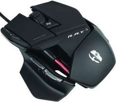Amazon Blitzdeal Mad Catz R.A.T.3 Gaming Maus