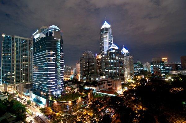 Gabelflug nach Bangkok über Pfingsten für 359€