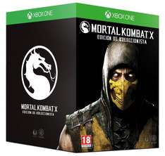 [amazon.es] Mortal Kombat X Kollectors Edition PS4/XBOX One