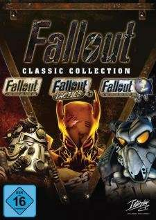 Fallout Classics Collection für 4,99€ [Steam]