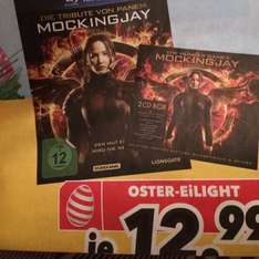 [Medimax MH] Die Tribute von Panem - Mockingjay Teil 1 (Fanedition) [Blu-ray]