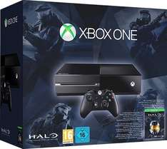 Xbox One 500GB + Halo: The Master Chief Collection für 309,95€ @Coolshop