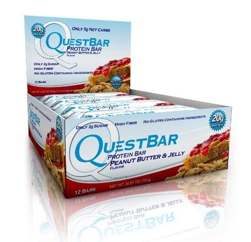 12er Pack Quest-Bar für 13,99€/19,90€ zzgl. 7,50€ Versand (ab 99€ kostenfrei)