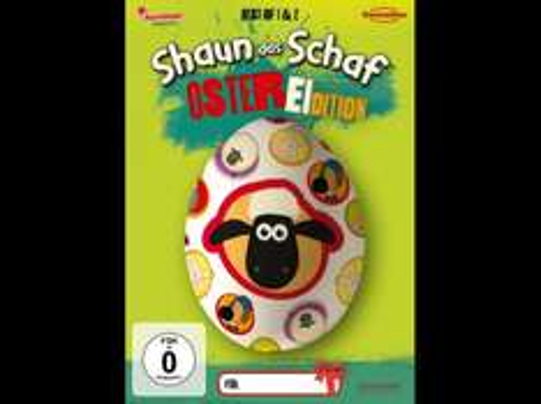 """[Saturn] """"Shaun das Schaf - Ostereidition"""" (2 DVDs) für 5,99€"""