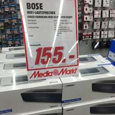 [offline Media Markt Peine] - BOSE SOUNDLINK MINI -