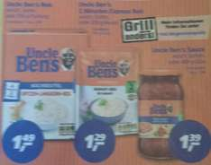 Real Uncle Bens ab 0,29€ [Offline]