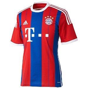 Bayern Trikot Replica Heim 14/15 in XL & XXL kostenloser Versand (Amazon)