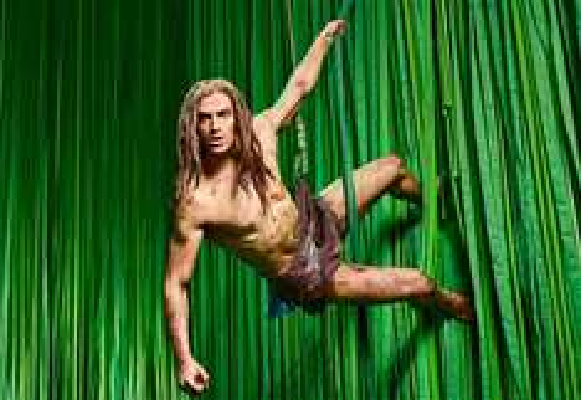 Tarzan Musical 2 Karten zum Preis von 1er
