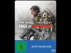 [Saturn] Edge of Tomorrow (Steelbook Edition) - Blu-ray, in Saturn-Filialen verfügbar