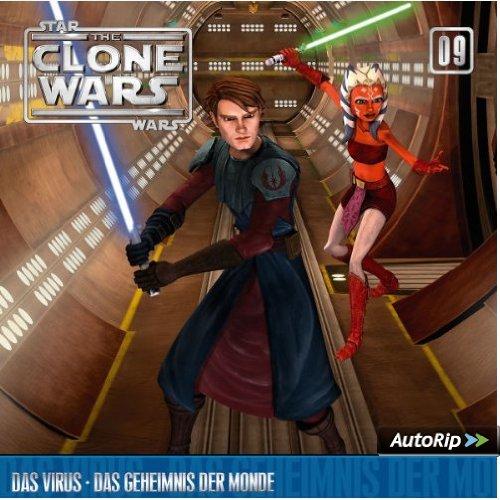 [Amazon Prime] Star Wars The Clone Wars Hörspiel CDs Teile 09, 10 und 11 - mit AutoRip, jedoch Versand in 2-3 Wochen(!)