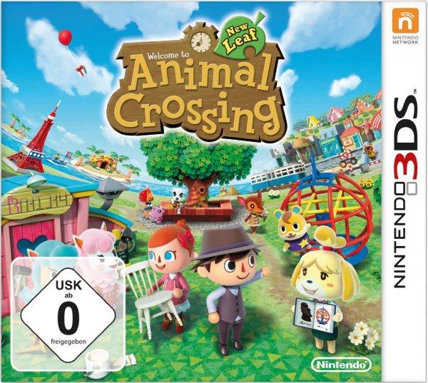 [Buecher.de] Animal Crossing: New Leaf für 26,99€ (Nintendo 3DS)