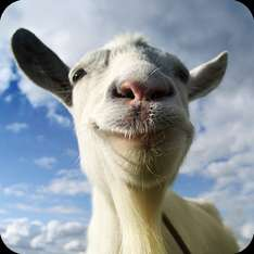 Goat Simulator [Amazon App Store] für Android Smartphones, Tablets, Fire TV usw.