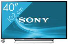 "Sony 40"" LED-TV Triple-Tuner, WLAN ""KDL-40W605B""  [ZackZack]"