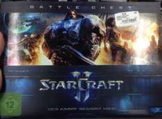 [Saturn online + MM Dorsten] Starcraft II Battlechest (PC)