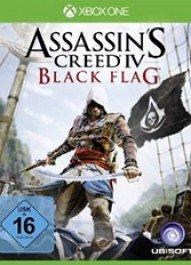 Assassin's Creed 4: Black Flag(Xbox One) für nur 4,99 €