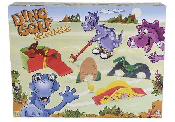 Simba Toys 107406799 - Dino Minigolf Soft-Parcour für 8,46€ bei Amazon (Prime)