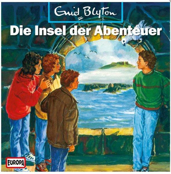 [hoerspiel.de] Enid Blyton Abenteuerserie: Die Insel der Abenteuer (Folge 1) für 1,99€ (statt 4,99€) downloaden