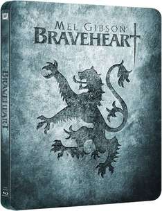 Braveheart - Steelbook Edition (Blu-ray)