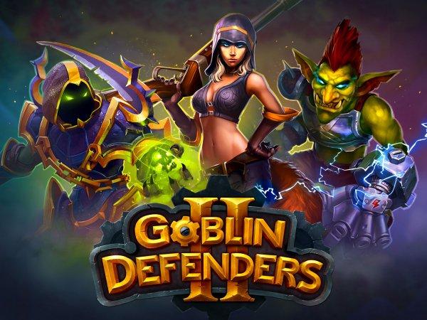 [Android App] Goblin Defenders II -  kostenlos bei mob.com.de