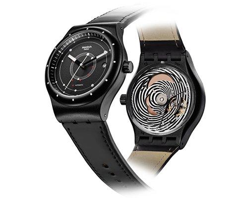 SWATCH SISTEM51 Einsteiger Automatik Armbanduhr