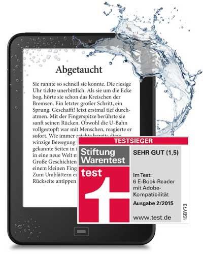[eBook.de] tolino vision 2 für 109€