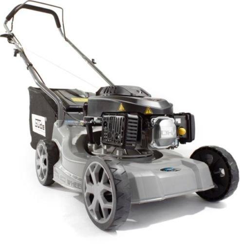 Güde Eco Wheeler 410 P2 Blackline Benzin-Rasenmäher 116,95 € mit Gutscheincode @ebay