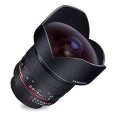 Samyang 14mm f/2.8 IF ED UMC Aspherical, manueller Fokus (Samsung NX) für 161,58 € @Amazon.it