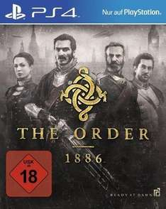 The Order 1886 PS4 [Zavvi.de] (UK)