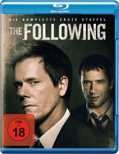 (MediaMarkt.de) (BluRay) The Following - Staffel 1