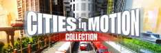 [Steam] Cities in Motion für 3,89€ / Collection für 5,85€ (Hauptspiel + alle 12 DLC's) @ Greenman Gaming