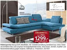 lokal segm ller sofa w schillig taoo preis ab euro. Black Bedroom Furniture Sets. Home Design Ideas