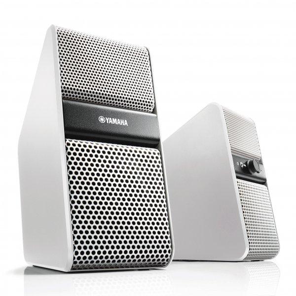 Yamaha NX-50 Aktiv-Lautsprecher weiß für 61,06 € @Amazon.co.uk
