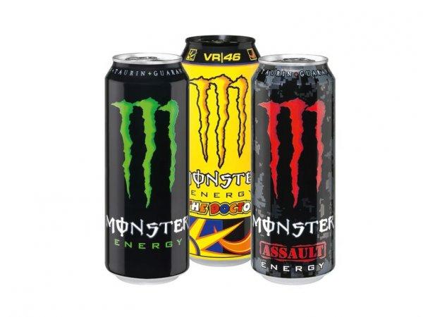 [Offline Bundesweit] Lidl: Monster Energy, Assault und The Doctor für €0,99