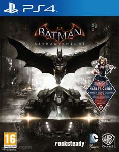 Batman Arkham Knight Ps4/Xbone/Pc