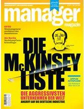 Manager Magazin Jahresabo für 24,60€ (durch 75€ Geldprämie)